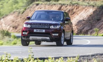 BMW to Sell V-8s to Jaguar Land Rover