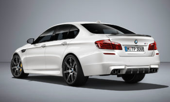 BMW M5 Competition Edition Is a Delicious Piece of Forbidden Fruit