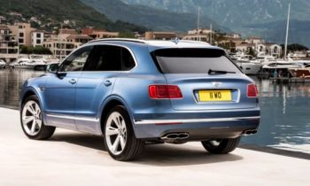 Triple-Charged Bentley Bentayga Diesel Headed to Europe