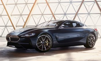 BMW Concept 8 Series Heralds Production Version's Arrival in 2018