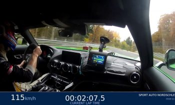 Nordschleife – AMG GTR