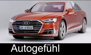 Vorschau – 2018 Audi A8