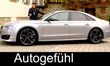 THE AUTHORITY: New Audi S8 Plus FULL REVIEW V8 605 hp test driven – Autogefuehl