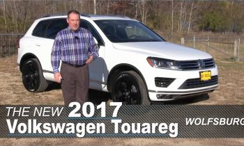 Review: New 2017 Volkswagen Touareg Wolfsburg – Mpls, Burnsville, St Paul, Inver Grove Heights, MN