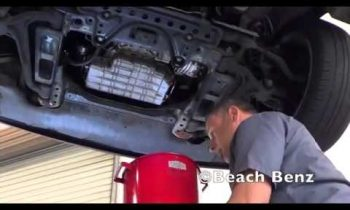 Beach Benz A and B Service Explained