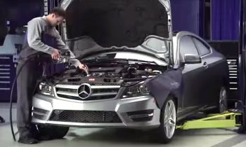 Mercedes-Benz Service A — Car Service