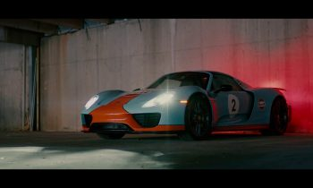 Porsche 918 and Porsche 911R Roll Out To Caffeine & Octane