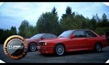 BMW M3 Spezial: Damals und heute – Folge 17 | TURBO – Das Automagazin