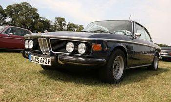 BMW Gran CoupéS: Modernes BMW E9-Rivival zum50.