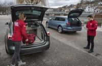 Opel Insignia gegen VWPassat: Große Allrad-Kombis imTest