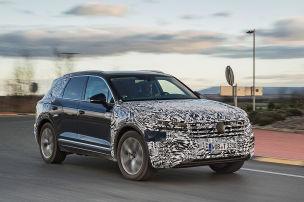 VW Touareg III (2018): Test und alle Infos: Erste Testfahrt im neuen VW-Flaggschiff