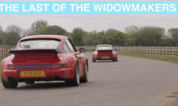 PORSCHE 930 Vs PORSCHE 965 – Battle of the 911 Turbos Number27