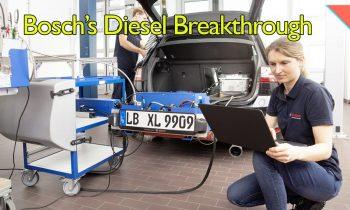 Bosch Announces Diesel Breakthrough, BMW Reveals iX3 Concept – Autoline Daily 2340