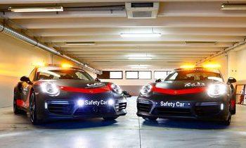 Porsche 911 Turbo SafetyCar: Vorausauto für WEC und LeMans