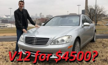 I Bought a Broken Mercedes S600 V12 for $4500…. 1 Year Update!