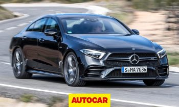 2018 Mercedes-Benz AMG CLS 53 review – new 429bhp AMG worthy of the name? | Autocar