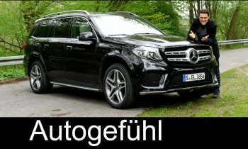 Mercedes GLS FULL REVIEW test driven GLS 400 450 – Autogefuehl