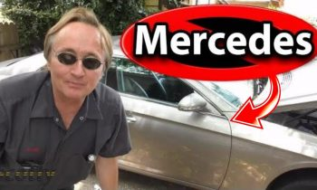 Why Not to Buy a Mercedes Benz – The Worst Luxury Car