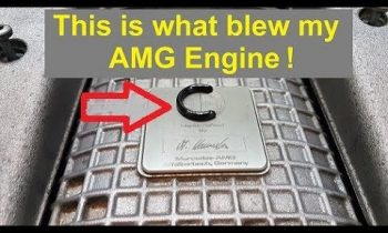 Why my Engine Blew. Something every E55 owner should know!