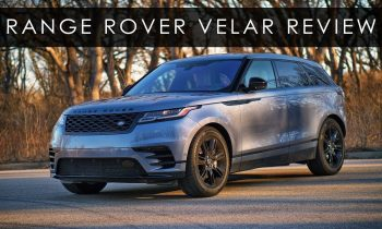 Review | 2018 Range Rover Velar | SUV Jewelry