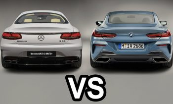2019 BMW 8-Series M850i vs 2018 Mercedes-AMG S 63 Coupe