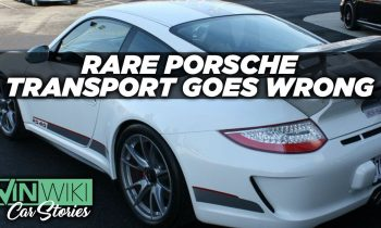 Uninsured Russian Truckers ship a GT3 RS 4.0 and…