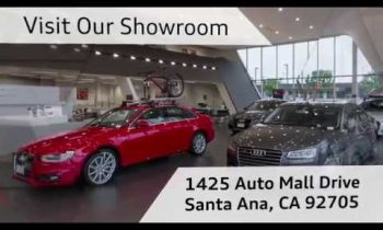 Audi South Coast – Visit Our Showroom