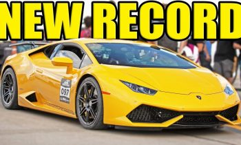 The FASTEST Half Mile Car in the WORLD – UGR Lambo!