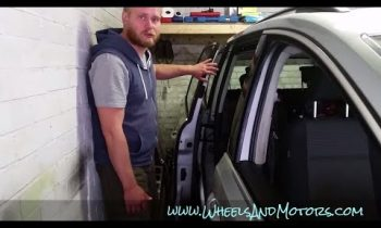 How I fixed electric sliding door on my VW Sharan (pinch protection sensor – door didn't close)