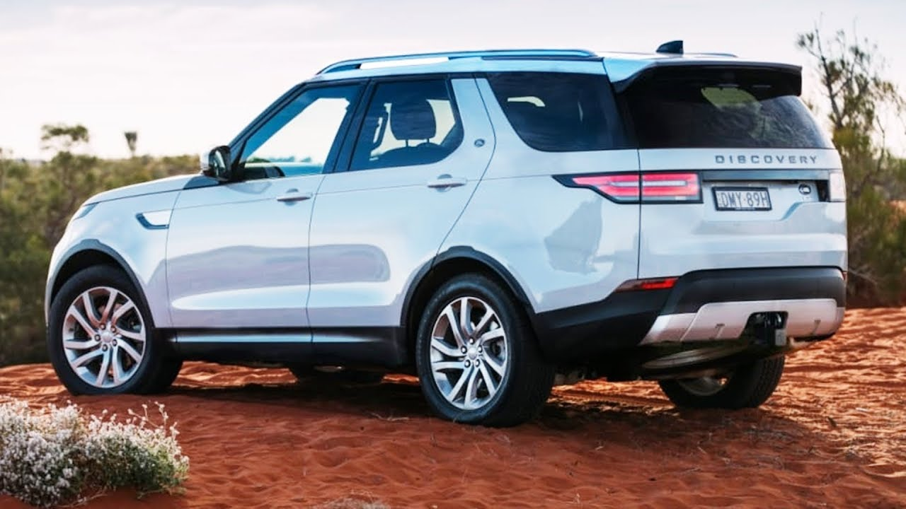 IAB Report - 2015 Land Rover Discovery gets more optional