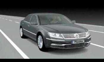 Neuer VW Phaeton 2010