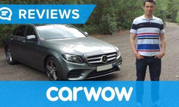 Mercedes E-Class Saloon 2018 review | Mat Watson Reviews