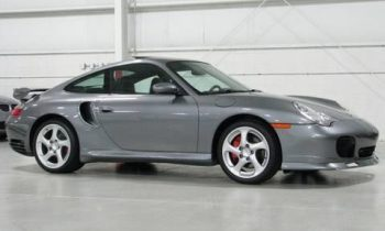Porsche 911 (996) Turbo Coupe–Chicago Cars Direct HD