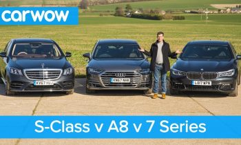 Mercedes S-Class vs Audi A8 vs BMW 7 Series review – which is the best? | carwow
