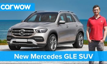 New Mercedes GLE 2019 – see how this SUV copies BMW, VW and even Apple!