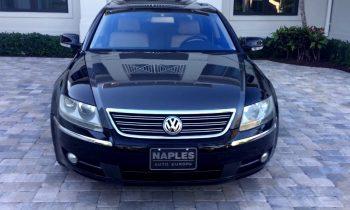 2004 Volkswagen Phaeton W12 Premiere Edition for sale by Auto Europa Naples MercedesExpert.com