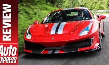 New Ferrari 488 Pista review – on the limit in Ferrari's 710bhp 488 Pista