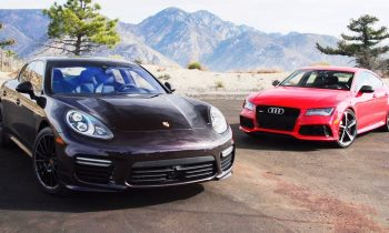 2014 Audi RS7 vs 2014 Porsche Panamera Turbo! – Head 2 Head Ep. 49