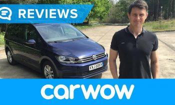 Volkswagen Touran 7 Seater 2018 review   Mat Watson Reviews