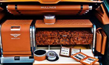 Bentley Bentayga Mulliner: The Beauty of Bespoke & 600 HP 900 Nm of Torque