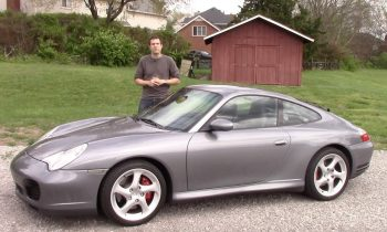 """Here's Why the Best Porsche 911 is the Hated """"996"""" Model"""