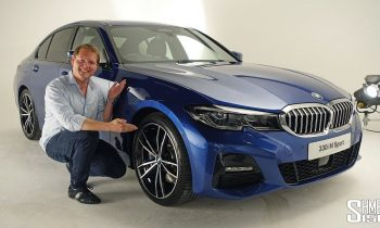 Check Out the NEW BMW 3 SERIES! 330i M Sport | FIRST LOOK