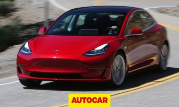 2018 Tesla Model 3 Review – Enough to beat a BMW or Mercedes? | Autocar