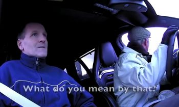 Crazy Old Man Driving Prank – Rally Driver Petter Solberg AMG