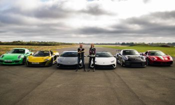 THE ULTIMATE SUPERCAR DRAG RACE – PART III