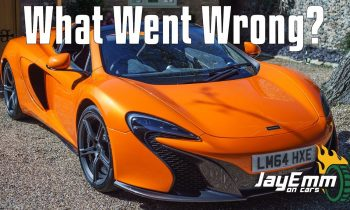 Here's Why A McLaren Loses £50,000 a year: How They Are Failing Their Customers (IMHO) [VLOG]