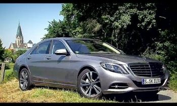 Test: Mercedes S 300 BlueTEC Hybrid
