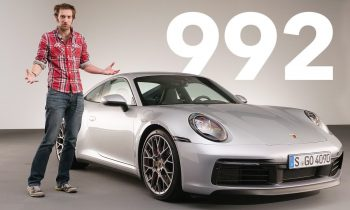 NEW Porsche 911 (992 Generation): In-Depth First Look – Carfection (4K)