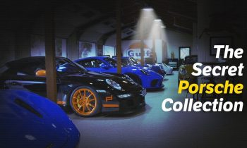 This Lady Built A Secret Porsche Collection