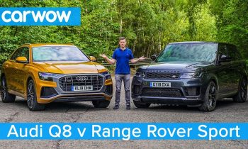 Audi Q8 vs Range Rover Sport 2019 – see which SUV is the best | carwow